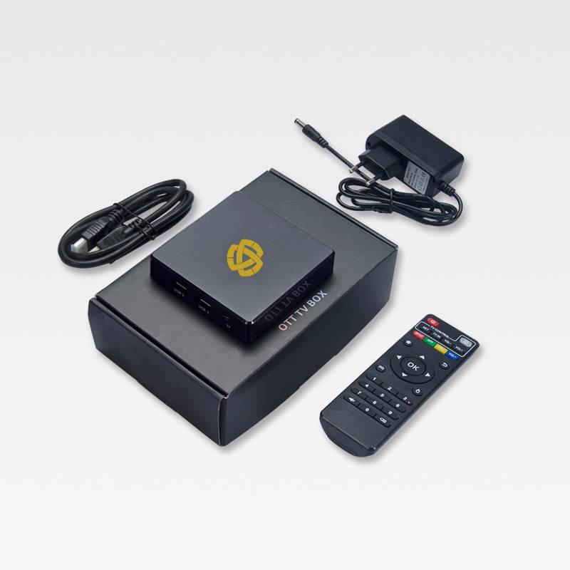 TT TV BOX Android -Model V6-S905X